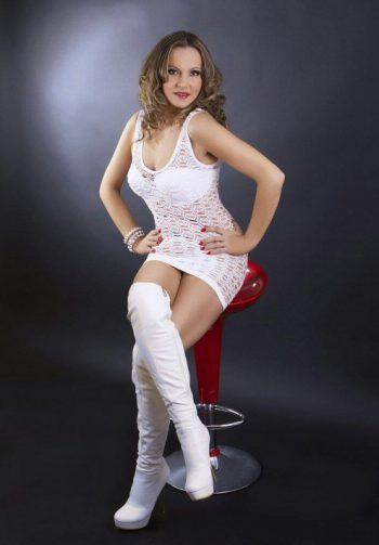 Nicole Slowakische Sexbombe
